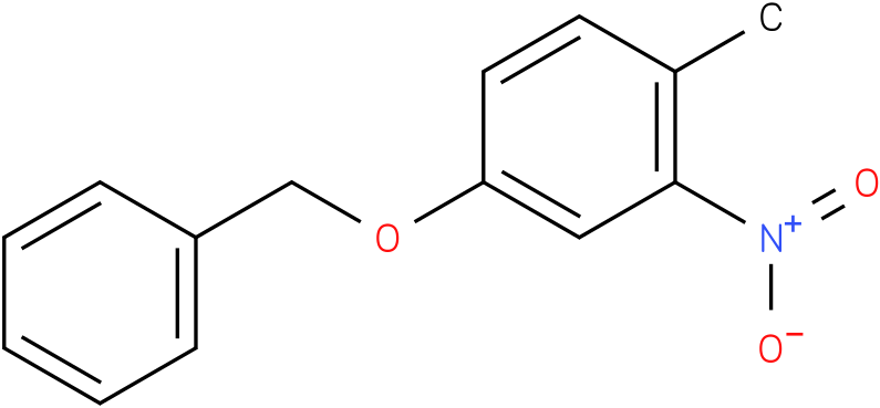 4-BENZYLOXY-2-NITROTOLUENE