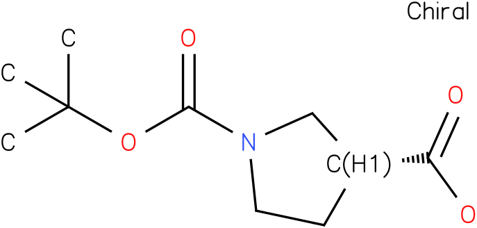 (R)-1-N-Boc-beta-proline