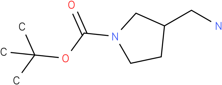 (R)-N-Boc-3-(aminomethyl)pyrrolidine