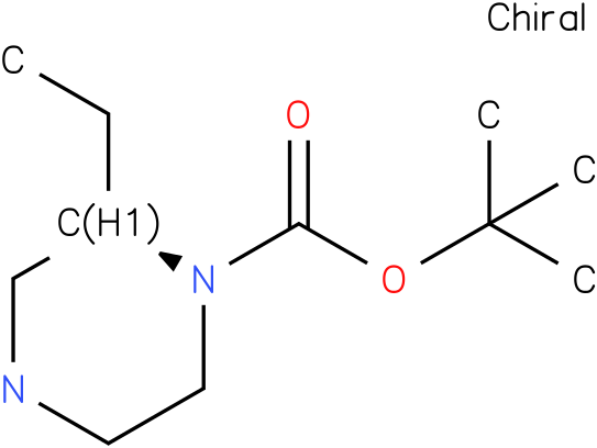 (R)-1-Boc-2-ethyl-piperazine