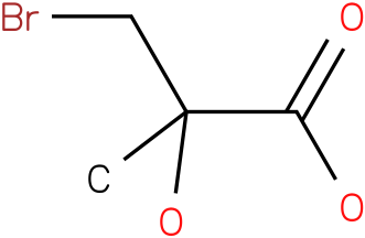 (2R)-3-Bromo-2-hydroxy-2-methylpropanoic acid