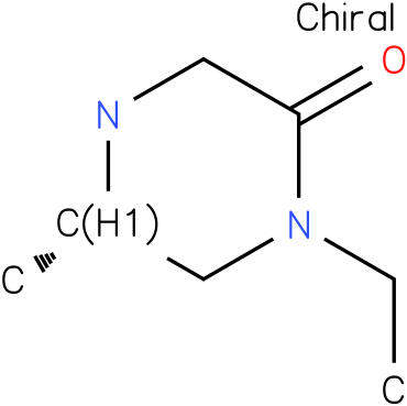 (S)-1-ETHYL-5-METHYLPIPERAZIN-2-ONE