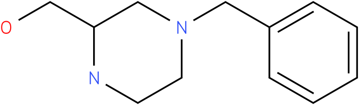 4-N-Benzyl-2-hydroxymethylpiperazine