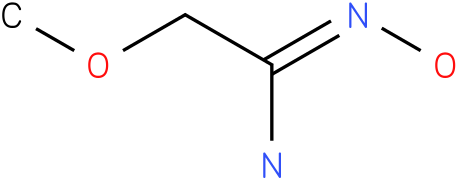 N-HYDROXY-2-METHOXY-ACETAMIDINE