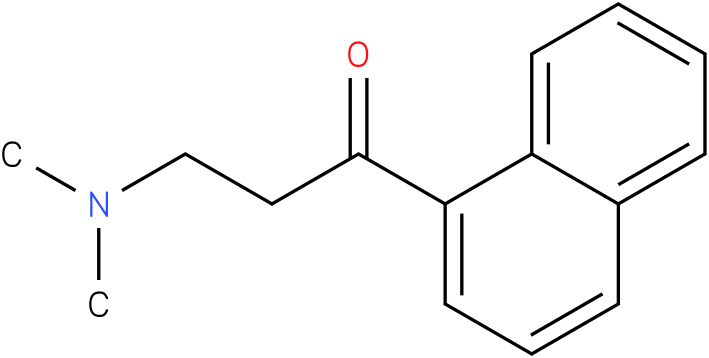 3-(dimethylamino)-1-(naphthalen-5-yl)propan-1-one