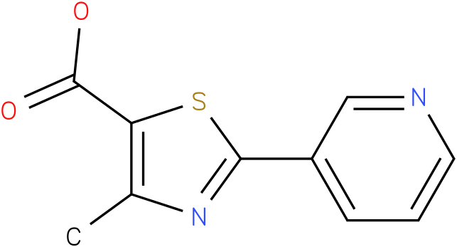 4-Methyl-2-pyridin-3-yl-thiazole-5-carboxylic acid