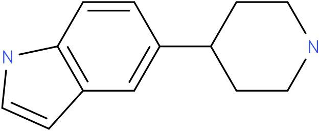 4-(5'-Indole)piperidine