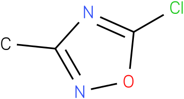 5-chloro-3-methyl-[1,2,4]oxadiazole