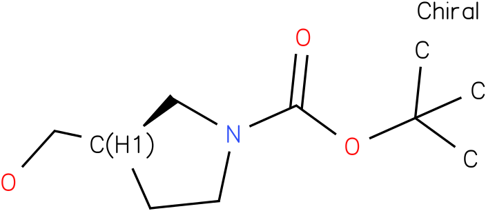(R)-3-HYDROXYMETHYL-PYRROLIDINE-1-CARBOXYLIC ACID TERT-BUTYL ESTER