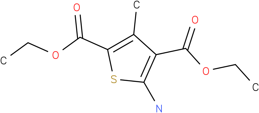 DIETHYL 5-AMINO-3-METHYL-2,4-THIOPHENEDICARBOXYLATE