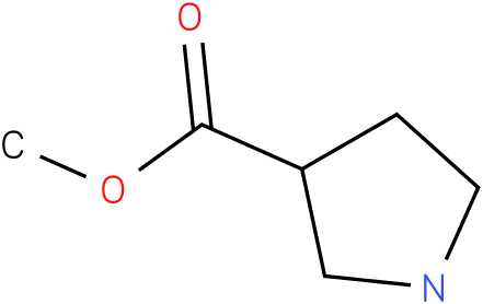 Methyl 3-pyrrolidinecarboxylate