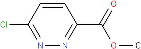 METHYL 6-CHLOROPYRIDAZINE-3-CARBOXYLATE