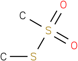 s-methyl methanethiosulfonate