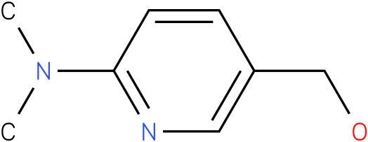 (6-(DIMETHYLAMINO)PYRIDIN-3-YL)METHANOL