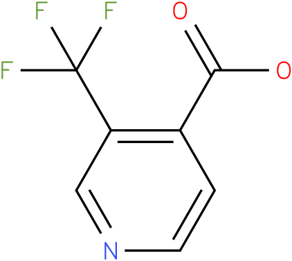 3-(Trifluoromethyl)isonicotinic acid
