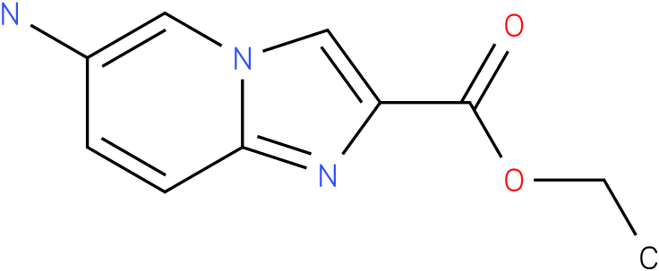 Ethyl 6-aminoimidazo[1,2-a]pyridine-2-carboxylate
