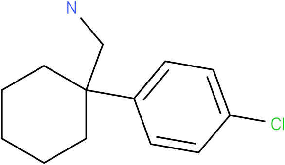 (1-(4-chlorophenyl)cyclohexyl)methanamine