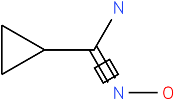 N-HYDROXY-CYCLOPROPANECARBOXIMIDAMIDE