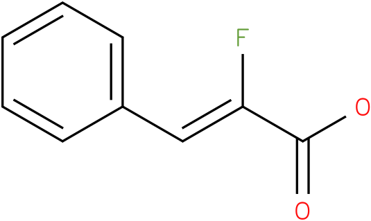 ALPHA-FLUOROCINNAMIC ACID