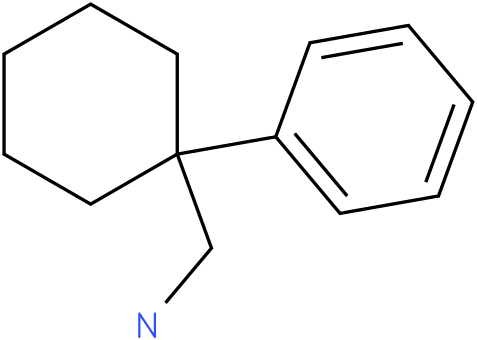 (1-phenylcyclohexyl)methanamine