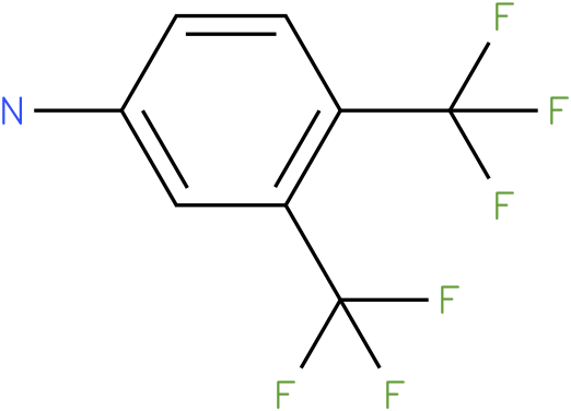 3,4-Bis(trifluoromethyl)aniline