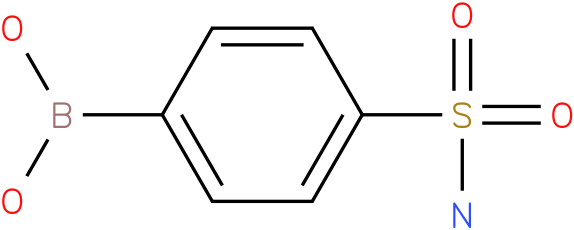 4-(Aminosulfonyl)phenylboronic acid
