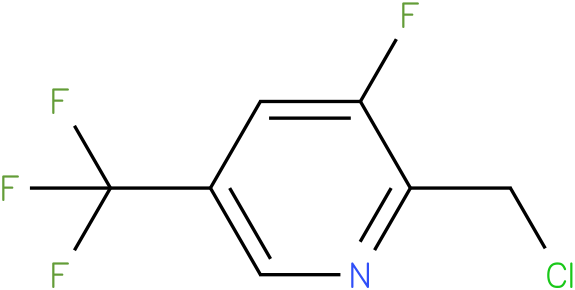 2-Chloromethyl-3-fluoro-5-trifluoromethyl-pyridine