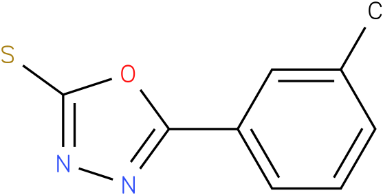 5-(3-METHYLPHENYL)-1,3,4-OXADIAZOLE-2-THIOL