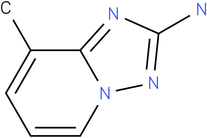 8-methyl-[1,2,4]triazolo[1,5-a]pyridin-2-amine
