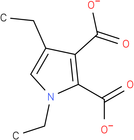 DIETHYL 1H-PYRROLE-2,3-DICARBOXYLATE