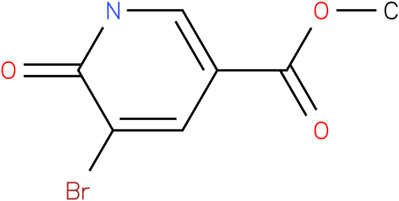 Methyl-5-Bromo-6-Oxo-1,6-Dihydro-3-Pyridine carboxylate