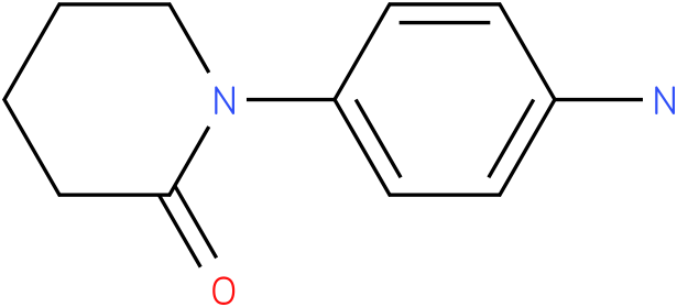 1-(4-AMINOPHENYL)PIPERIDIN-2-ONE