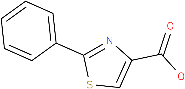2-PHENYL-1,3-THIAZOLE-4-CARBOXYLIC ACID