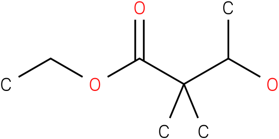 3-HYDROXY-2,2-DIMETHYL-BUTYRIC ACID ETHYL ESTER
