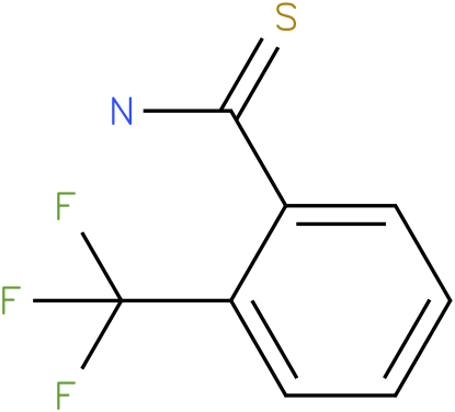 2-TRIFLUOROMETHYL-THIOBENZAMIDE