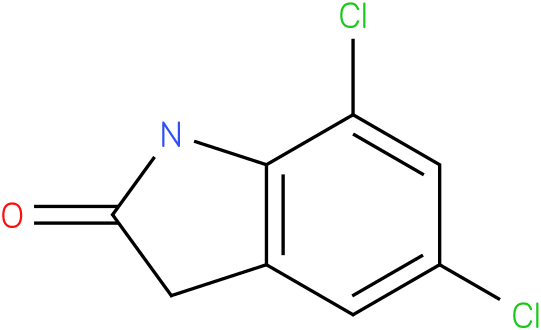 5,7-dichloroindolin-2-one