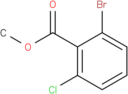 METHYL 2-BROMO-6-CHLOROBENZOATE