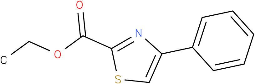 4-PHENYL-THIAZOLE-2-CARBOXYLIC ACID ETHYL ESTER