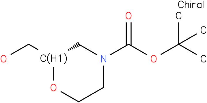 (S)-2-HYDROXYMETHYLMORPHOLINE-4-CARBOXYLIC ACID TERT-BUTYL ESTER