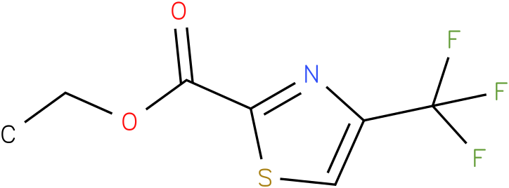 4-TRIFLUOROMETHYLTHIAZOLE-2-CARBOXYLIC ACID ETHYL ESTER