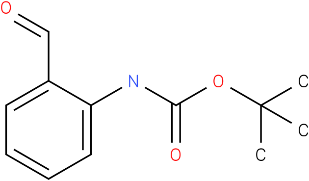 (2-FORMYL-PHENYL)-CARBAMIC ACID TERT-BUTYL ESTER