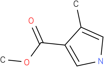 METHYL 4-METHYL-1H-PYRROLE-3-CARBOXYLATE