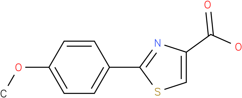 2-(4-METHOXYPHENYL)-1,3-THIAZOLE-4-CARBOXYLIC ACID