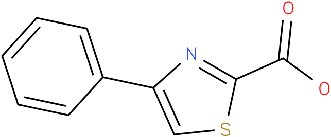 4-PHENYL-1,3-THIAZOLE-2-CARBOXYLIC ACID