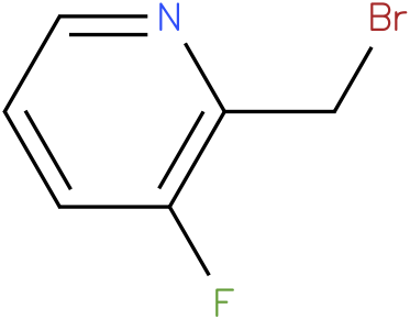 2-(bromomethyl)-3-fluoropyridine