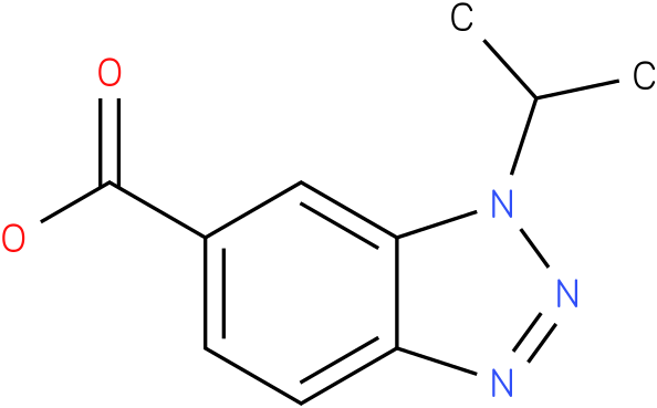 1-ISOPROPYL-1H-BENZO[D][1,2,3]TRIAZOLE-6-CARBOXYLIC ACID