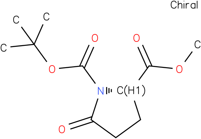 BOC-L-PYROgLUTAMIC ACID METHYL ESTER