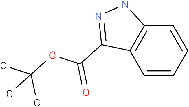 tert-butyl 1H-indazole-3-carboxylate