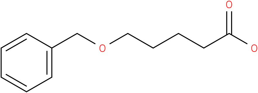 5-(BENZYLOXY)PENTANOIC ACID
