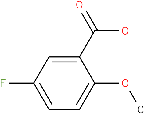 5-FLUORO-2-METHOXYBENZOIC ACID
